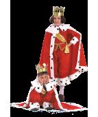 """Карнавальный костюм """"Король премиум"""""""