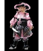 """Карнавальный костюм """"Пиратка розовая"""""""