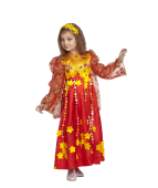 Карнавальный костюм «Лето Красное»