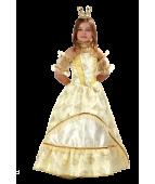 """Карнавальный костюм """"Золушка-принцесса золотая"""""""