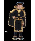 """Карнавальный костюм """"Принц (паж) люкс"""""""