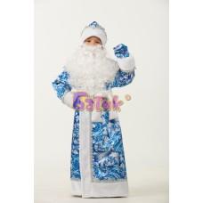 """Карнавальный костюм """"Дед Мороз сказочный для детей"""""""