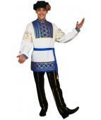 """Карнавальный костюм """"Русский-народный на Масленицу (4 цвета)"""""""