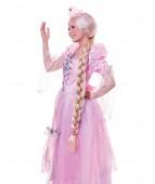 Парик коса принцессы Рапунцель длина 100 см