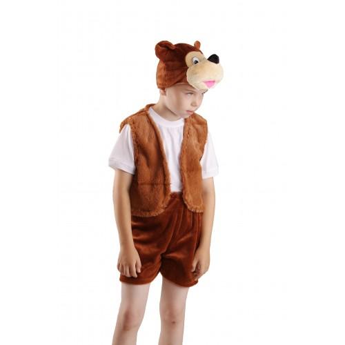 Новогодние костюмы своими руками медведь фото