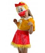 """Карнавальный костюм """"Уточка Поночка с бантиком"""""""