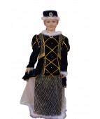 Костюм Принцесса средневековья