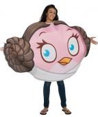 Карнавальный костюм Лея в стиле Angry Birds