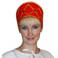 «Кокошник русский-народный (5 цветов)»