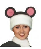 "Карнавальная шапочка ""Мышь для взрослых"""
