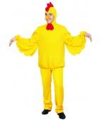 """Карнавальный костюм """"Петух с хвостом для взрослых (2 цвета)"""""""