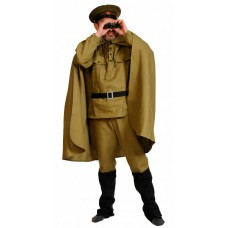"""Карнавльный костюм """"Командир с биноклем для взрослых"""""""