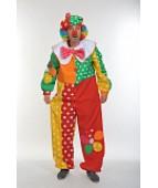 """Карнавальный костюм """"Клоун Филя для взрослых"""""""