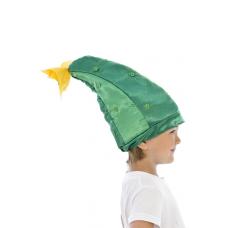 """Карнавальная шапочка """"Огурец премиум"""""""