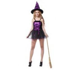 """Карнавальный костюм """"Ведьма Красотка мини для взрослых"""""""