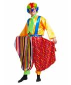 """Карнавальный костюм """"Клоун Кузя для взрослых"""""""