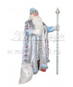 """Карнавальный костюм  """"Дед Мороз Морозко для взрослых"""""""