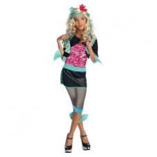 Карнавальный костюм Лагуна Блю Школа Монстров (Lagoona Blue Monster High)