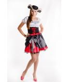 """Карнавальный костюм """"Пиратка Арабелла"""" для взрослых"""