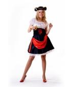 """Карнавальный костюм """"Отчаянная пиратка"""" для взрослых"""