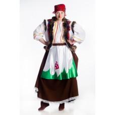 """Карнавальный костюм """"Баба Яга люкс для взрослых"""""""