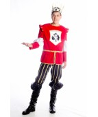 """Карнавальный костюм """"Пиковый король"""" для взрослых."""
