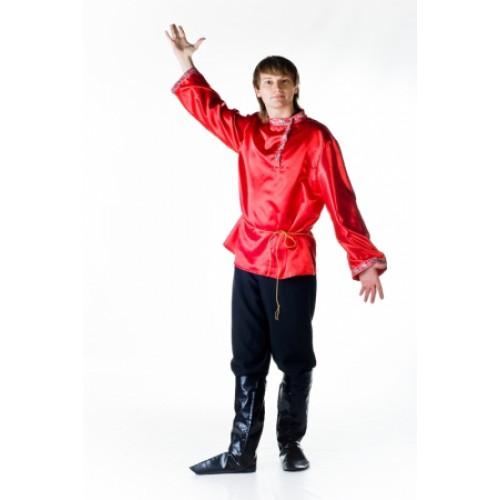 народный русский костюм мужской фото