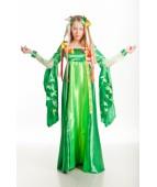 """Карнавальный костюм """"Весна в народном стиле"""" для взрослых"""