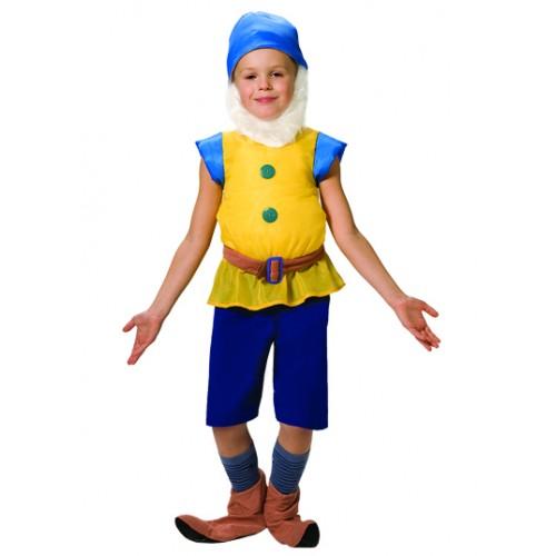 Сшить костюм гнома для мальчика своими руками