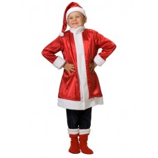 """Карнавальный костюм """"Санта для детей"""""""