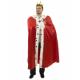 """Карнавальный костюм """"Король длинная мантия для взрослых"""""""