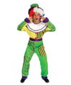"""Карнавальный костюм """"Клоун в шляпе для взрослых"""""""