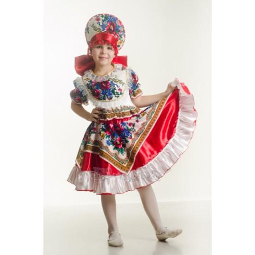 Детские русские народные костюмы