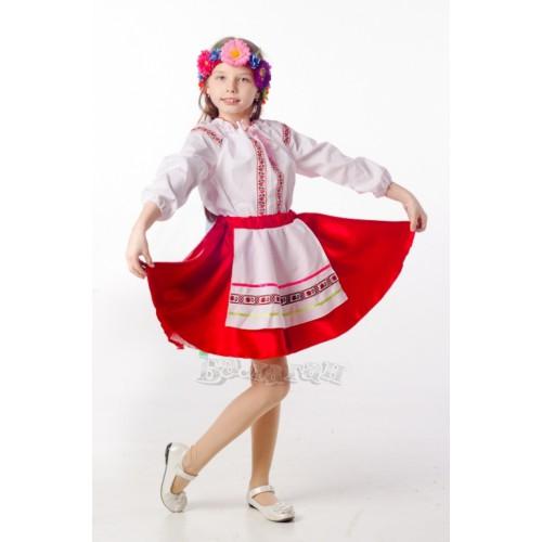 Карнавальный костюм для девочек Украинка