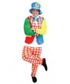 """Карнавальный костюм """"Клоун Паяц для взрослых"""""""